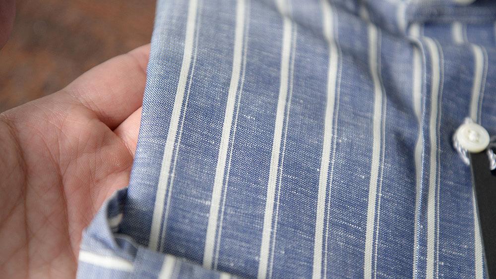REDAアクティブのオーダーシャツ