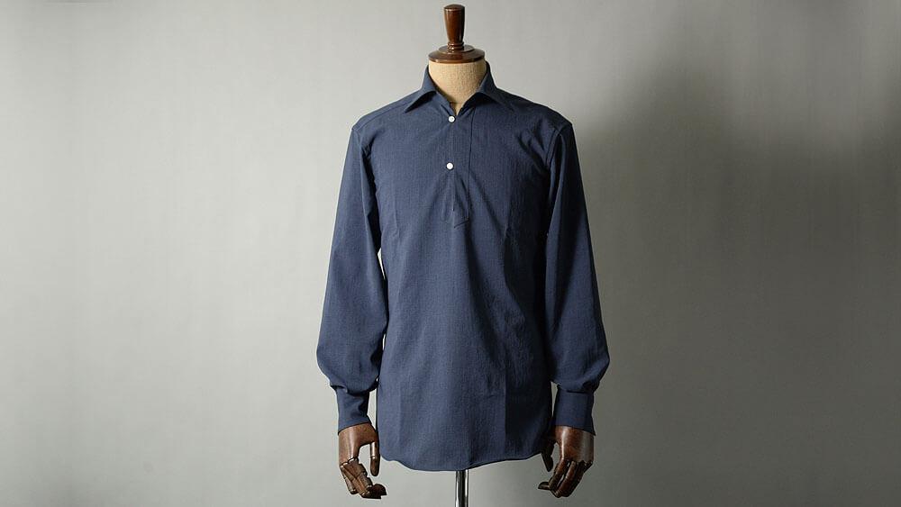 姫路でカプリシャツ、プルオーバーシャツを作る