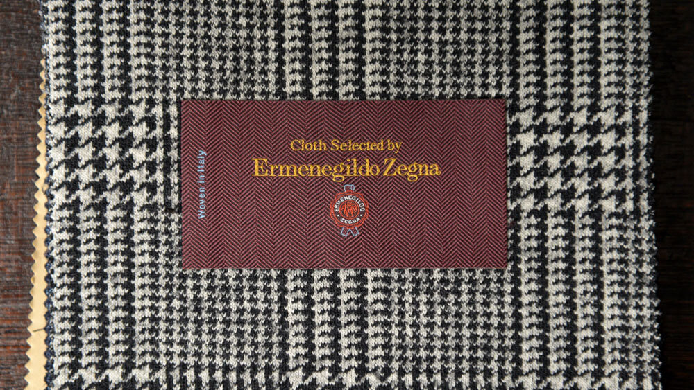 【2021-22秋冬】ZEGNA   ゼニア のオーダースーツ