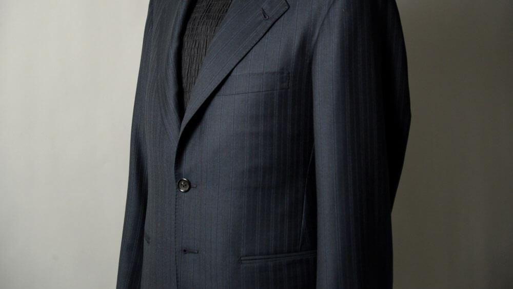 イタリア・フィレンツェモデルのオーダースーツ