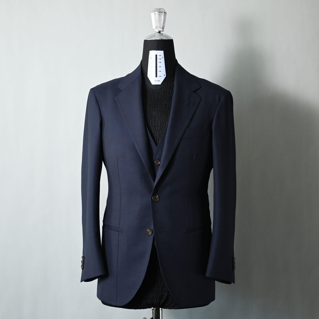 姫路のお客様のオーダースーツ